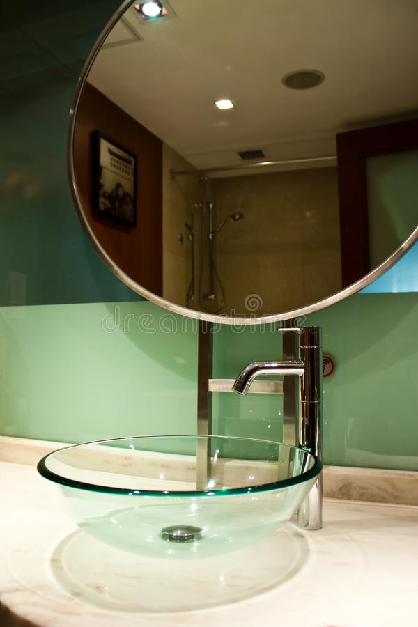 Foniture do hotel - banheiro fotos de stock