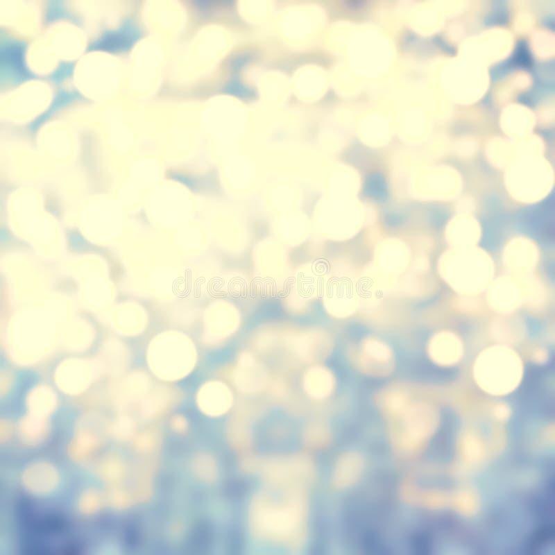Fonkelende Lichten Feestelijke achtergrond met textuur. Abstracte Chris stock fotografie
