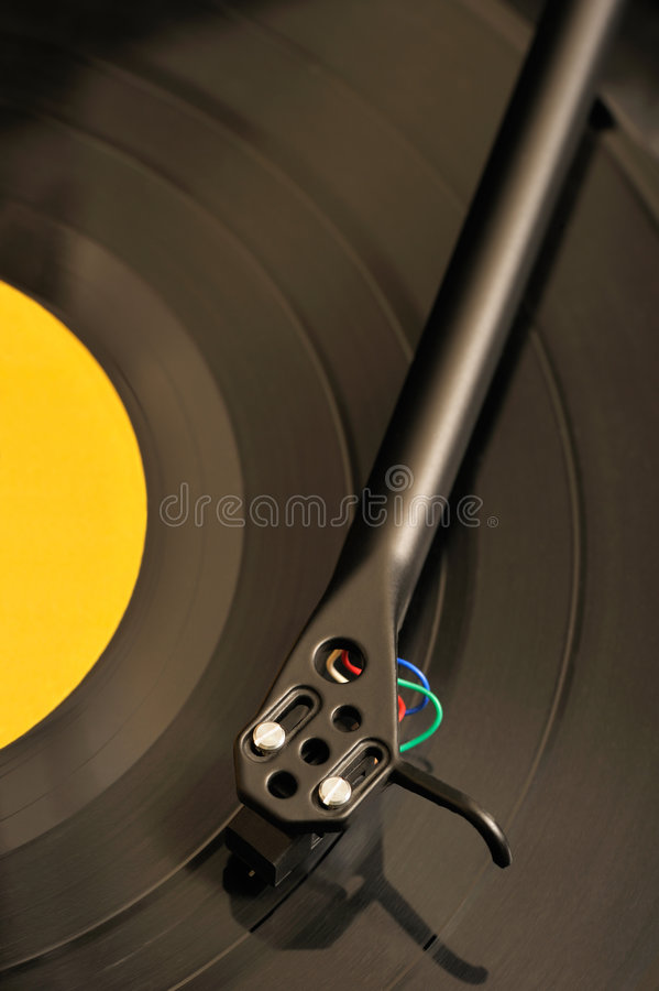 ' fonograf ' zdjęcie stock