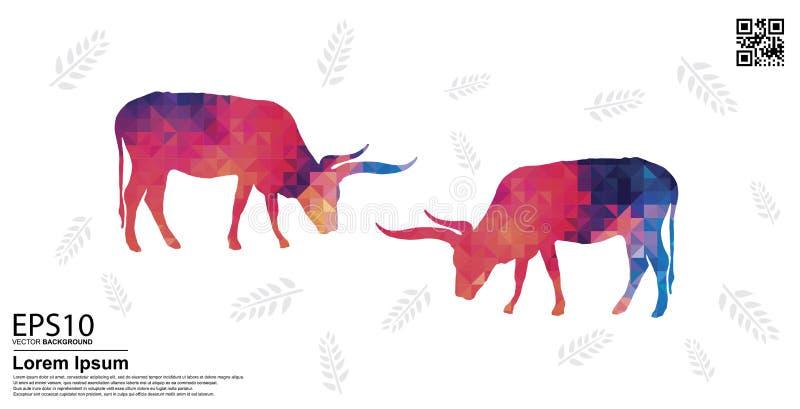 Fonolocalizador de bocinas grandes colorido de Tejas y fondo tropical del modelo de la hoja stock de ilustración
