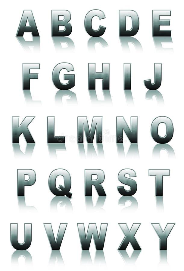 font royalty ilustracja