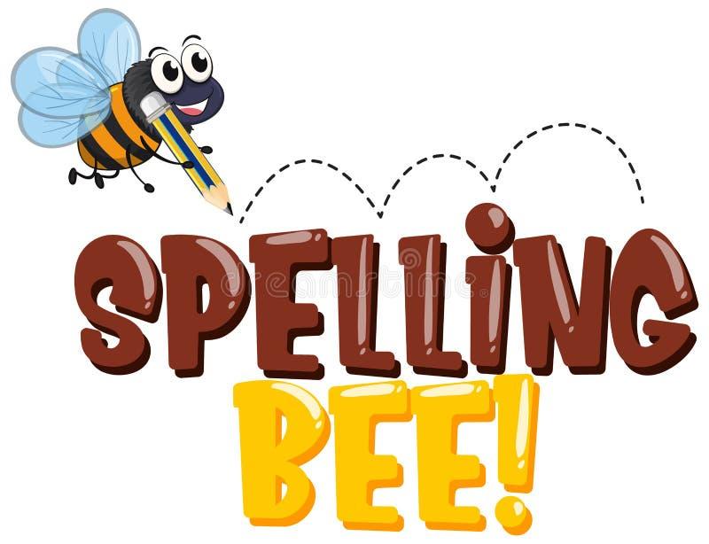 Spelling Bee Stock Illustrations – 206 Spelling Bee Stock Illustrations,  Vectors & Clipart - Dreamstime