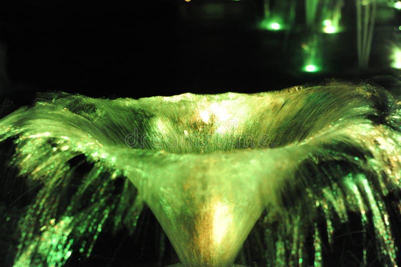 Fontain verde imagenes de archivo