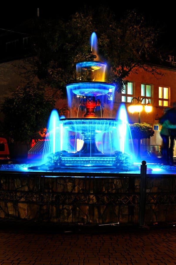 Fontaine photographie stock libre de droits
