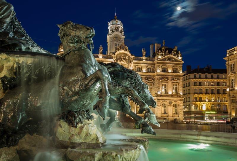 Fontaine Bartholdi 库存图片