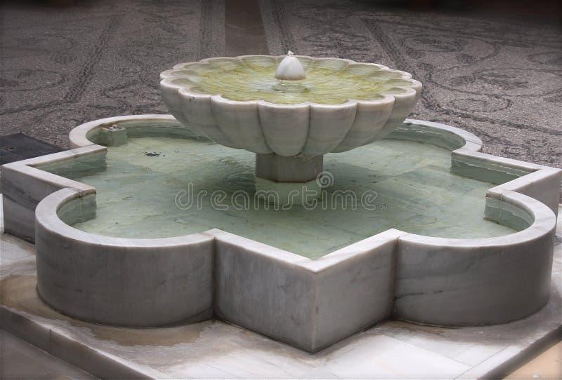 Fontaine d'origine images stock