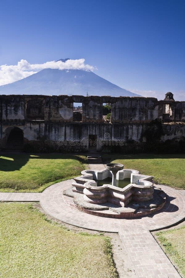 fontaine de l'Antigua photos libres de droits