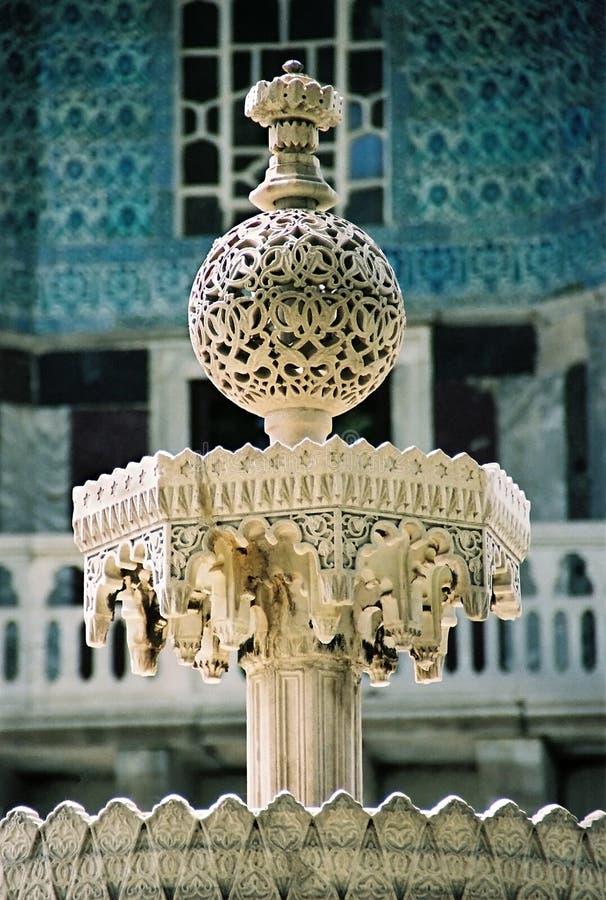 Fontaine de marbre photographie stock libre de droits