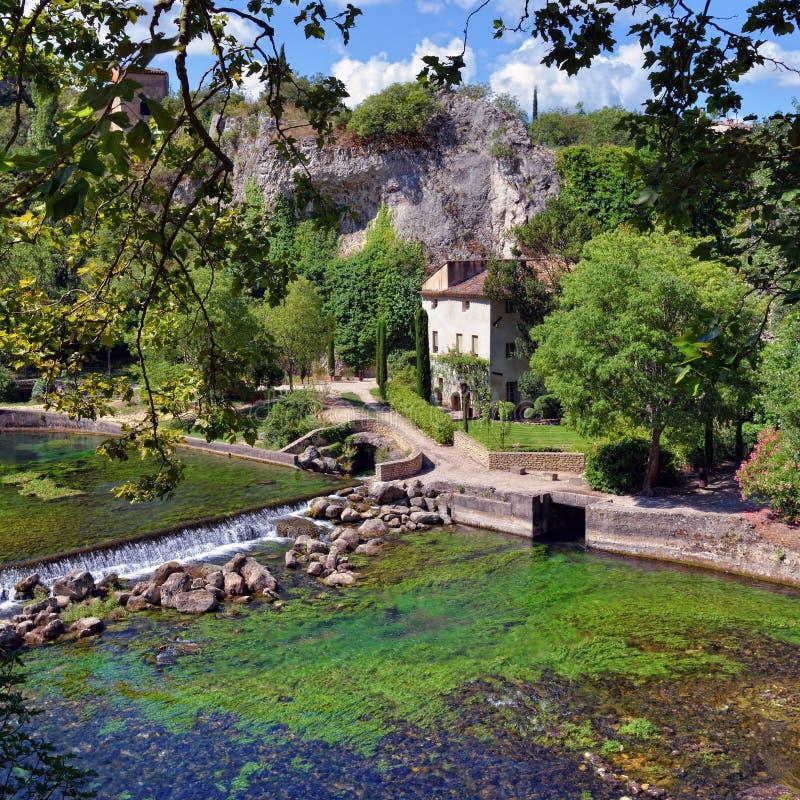 vaucluse fleuve