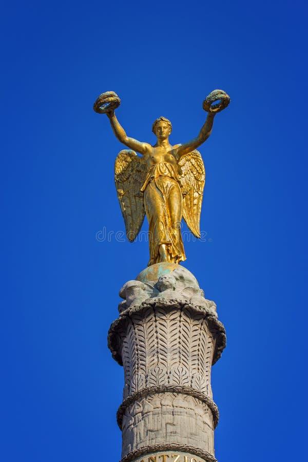 Fontaine du Palmier photographie stock libre de droits