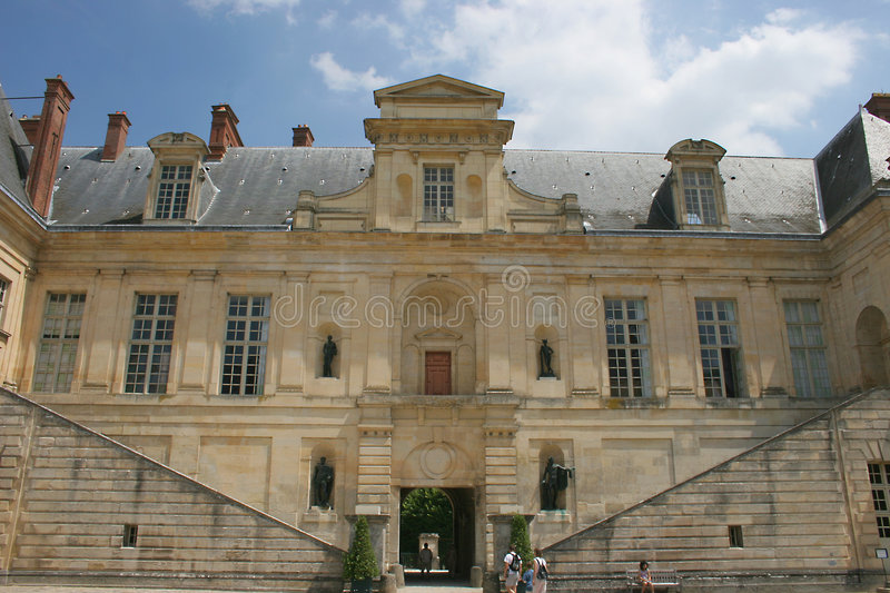 Download Fontainebleau Royalty Free Stock Photos - Image: 1403758