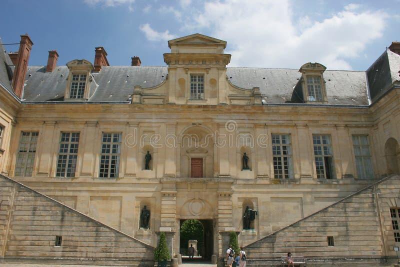 Fontainebleau photos libres de droits