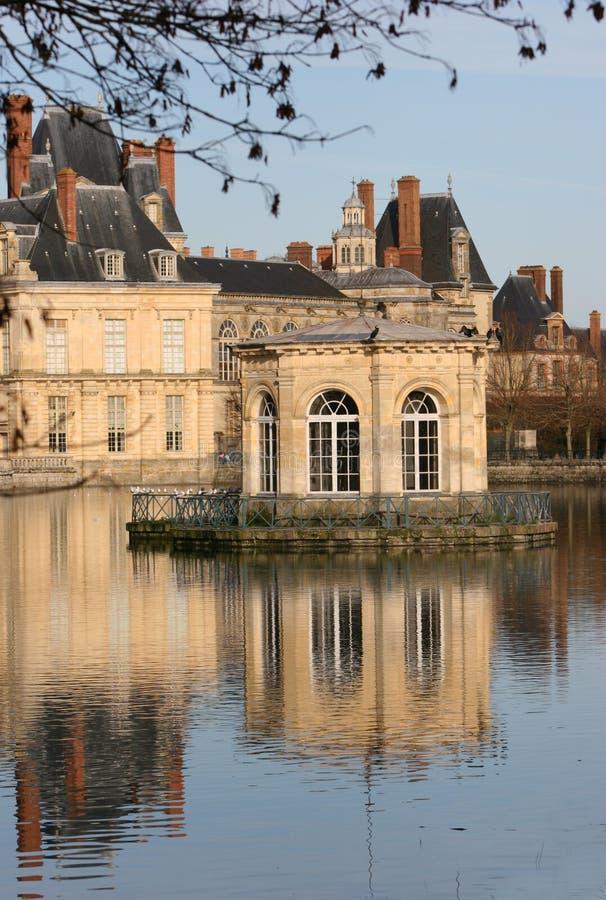 Fontainebleau imagen de archivo libre de regalías