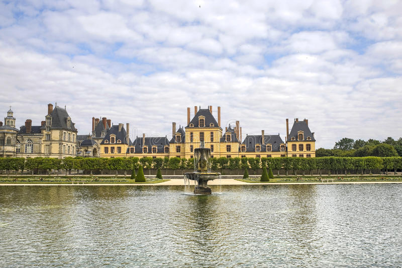 fontainebleau zdjęcie royalty free