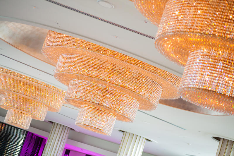 Fontainebleau hotel editorial stock image image of building 55005214 miami beach fl usa octobet 1 2012 the luxurious chandeliers of the historic art deco fontainebleau hotel on miami beach aloadofball Images