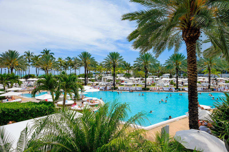 Download Fontainebleau Hotel Editorial Stock Photo - Image: 39996863
