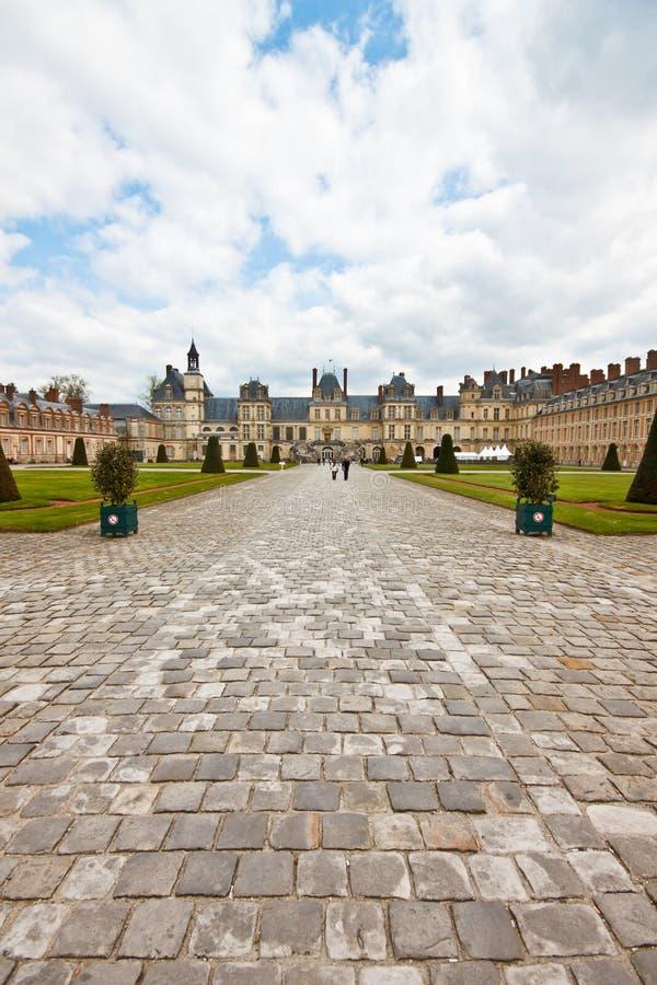 Fontainebleau palace 3