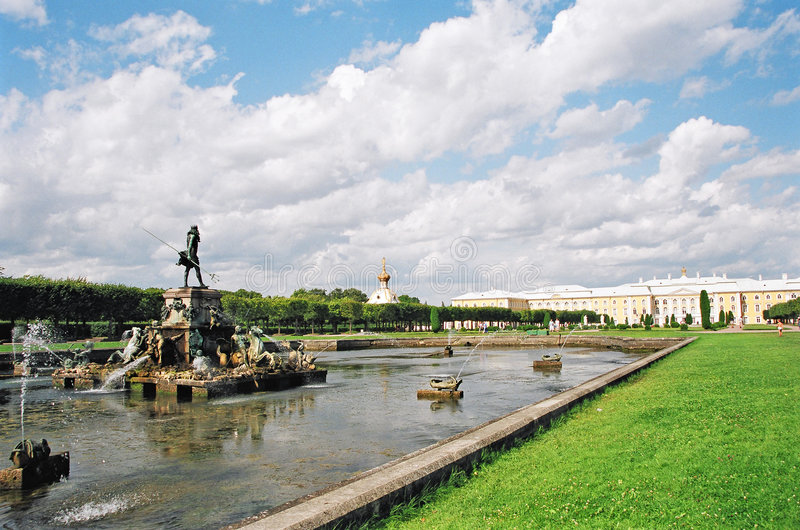 Fontaines. photos libres de droits
