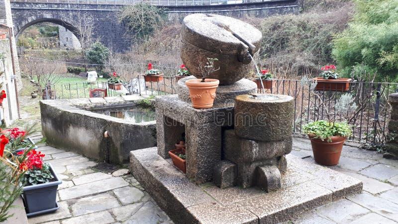 fontana royalty-vrije stock fotografie