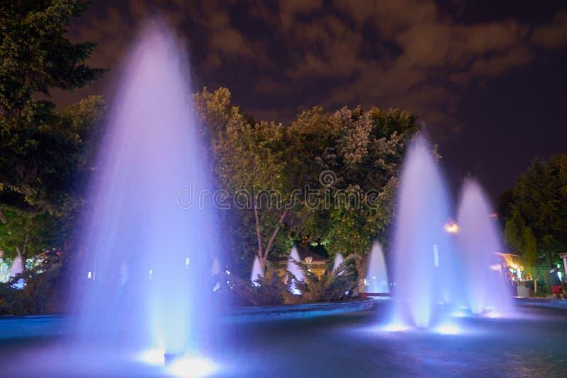 Fontana artesiana immagini stock libere da diritti