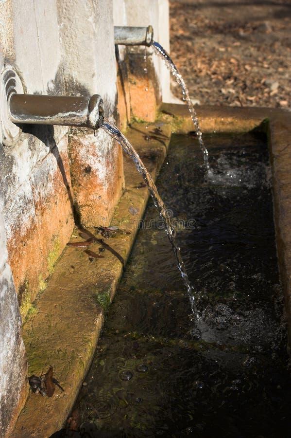 Download Fontana Bronze fotografia stock. Immagine di funzionare - 7311150