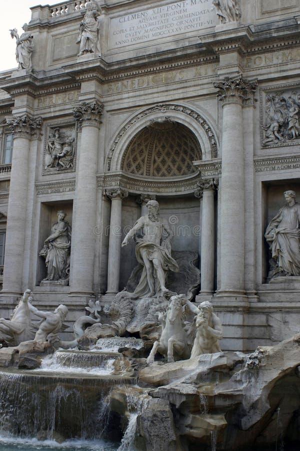 Fontana de Trevi royalty free stock photography