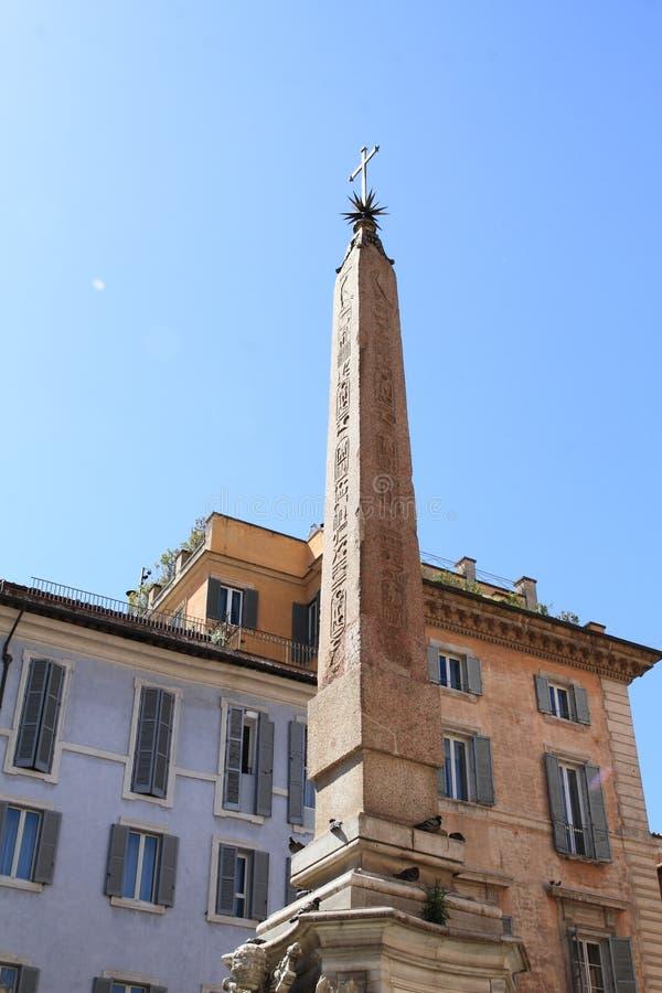 Fontana del Pantheon photographie stock libre de droits