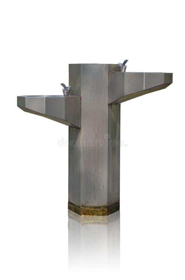 Fontana di acqua pubblica per bere fotografia stock - Misuratori di portata per acqua ...