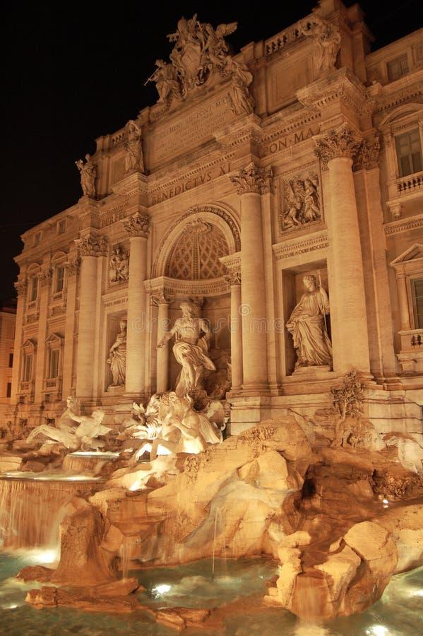 Fontana Di Trevi stock afbeelding