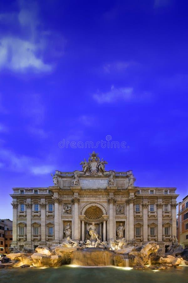 Fontana Di Trevi 2 stock image