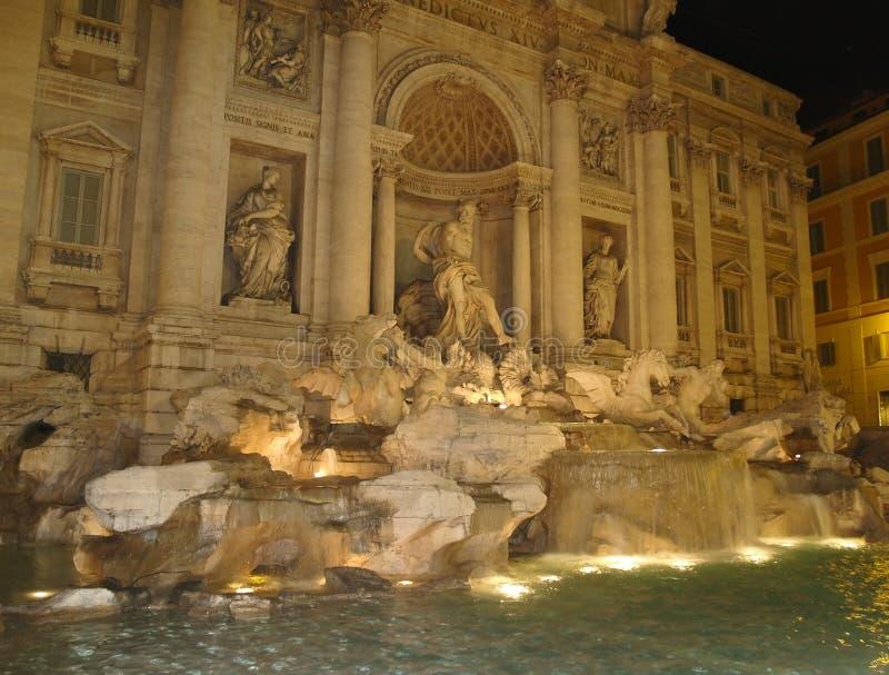 Fontana di Trevi image stock