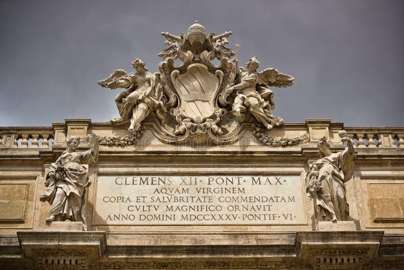 Download Fontana Di Trevi In Rome Italy Stock Photo - Image: 33068590