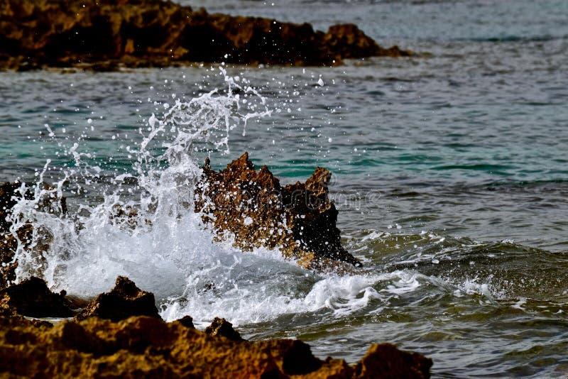 Fontana monumentale L'Italia Sicilia fotografia stock libera da diritti