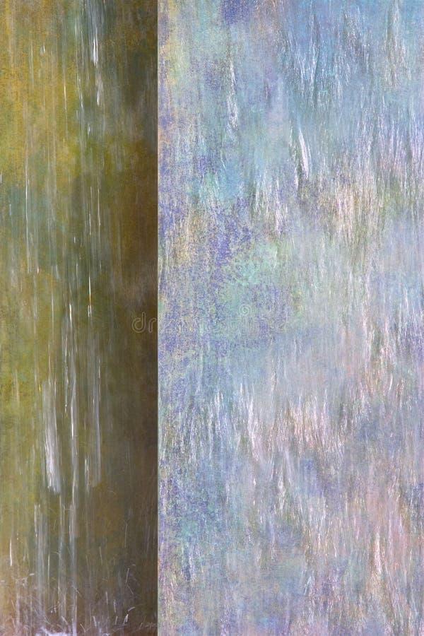 Fontana variopinta immagine stock libera da diritti