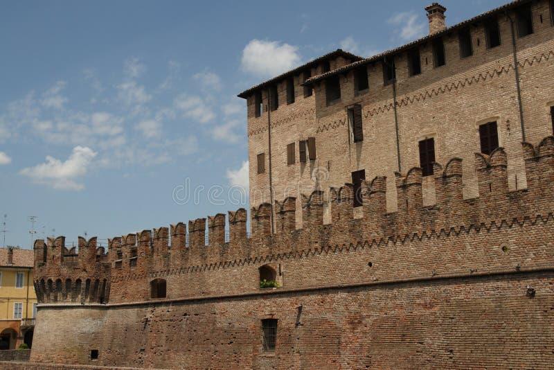 Download Fontanellato stock image. Image of aemilian, castle, fontanellato - 10113309
