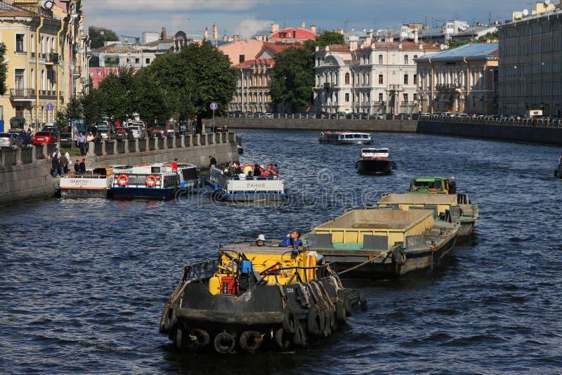Download Fontanka river editorial stock image. Image of petersburg - 26735269