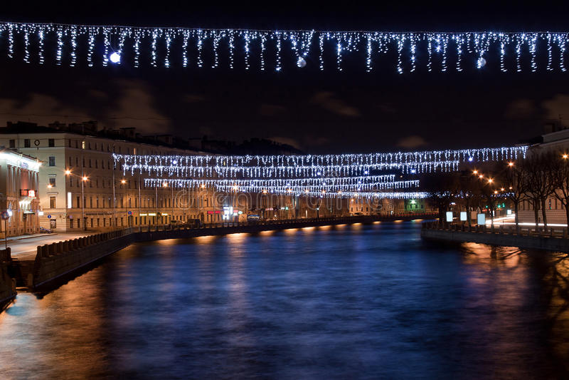 Download Fontanka River. St. Petersburg, Russia Stock Image - Image: 22720087