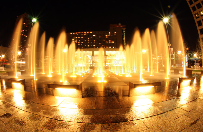 fontanna zdjęcie royalty free
