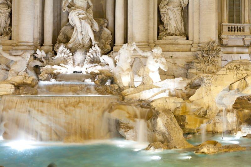Fontanna Di Trevi imagem de stock