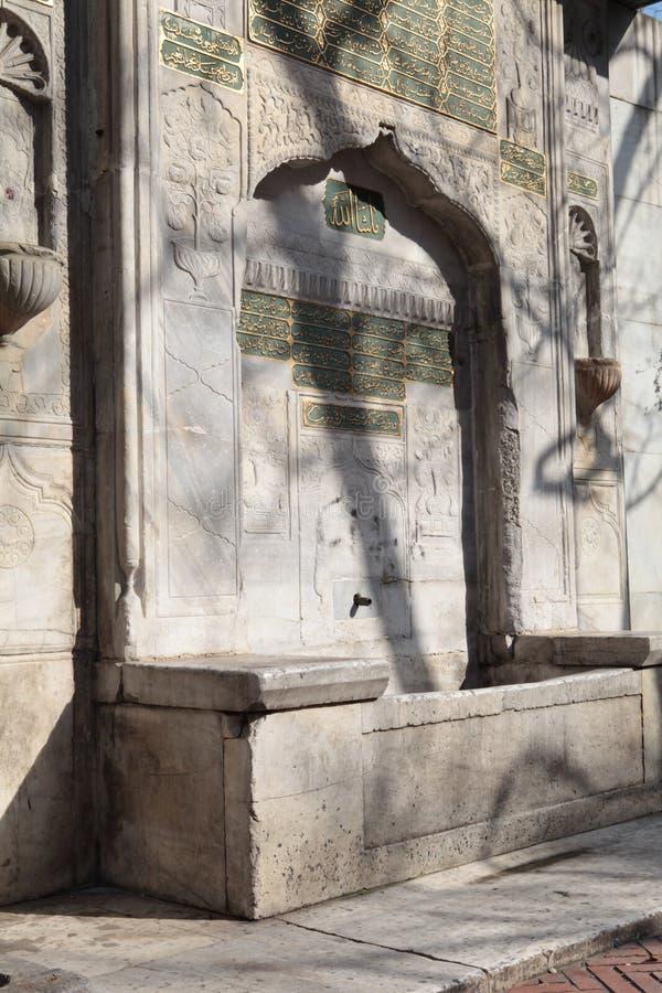 fontanna dziejowa zdjęcia stock
