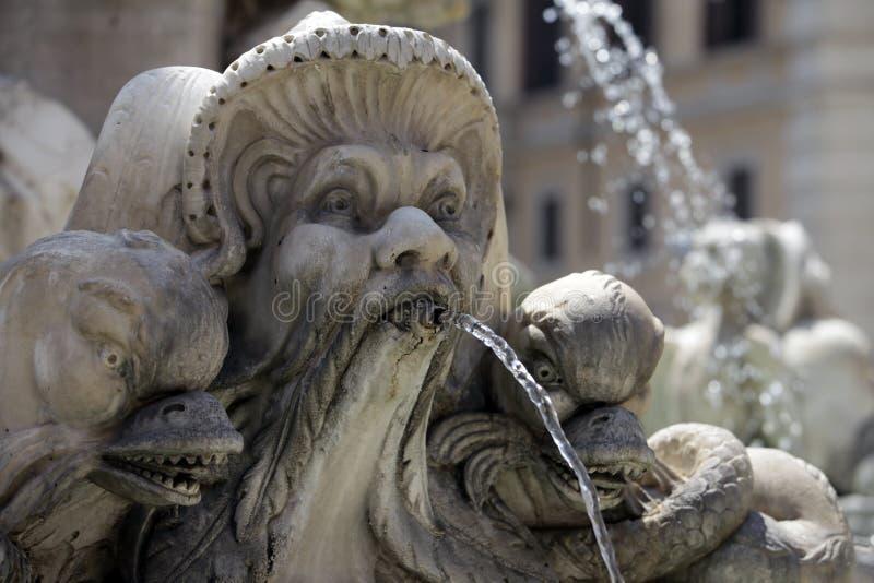 fontanna Italy zdjęcia stock