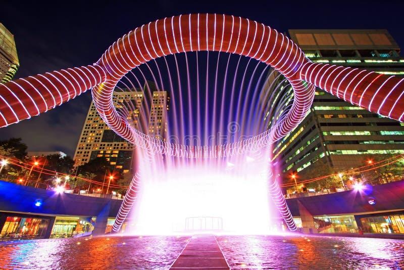 fontanny bogactwo zdjęcie stock