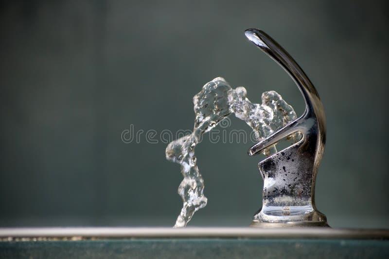 fontanny wody do picia zdjęcia royalty free