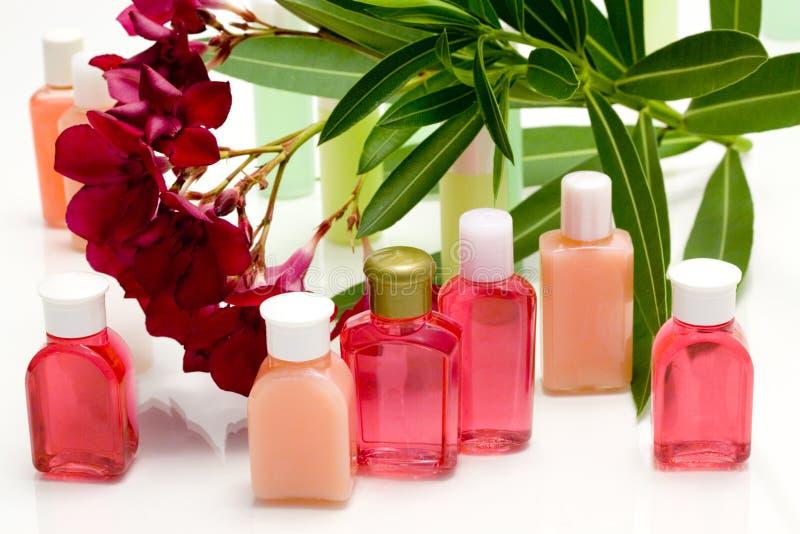 Fontes higiênicas coloridas fotos de stock royalty free