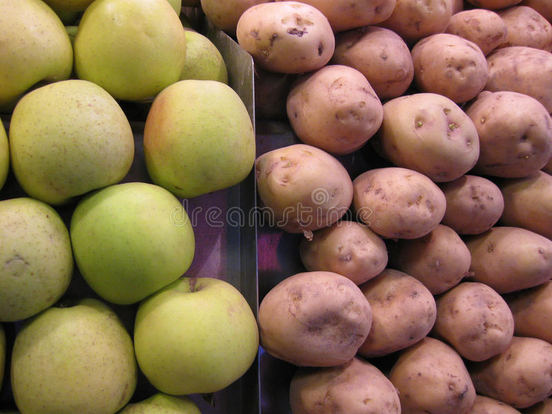 Download Food stock photo. Image of vitamin, vegetable, food, potato - 17682814