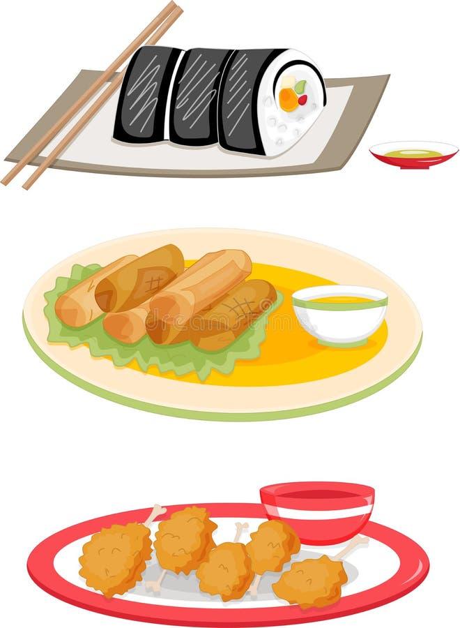 Food vector illustration