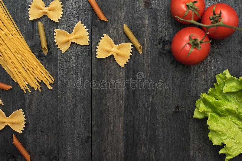 Food background royalty free stock photography