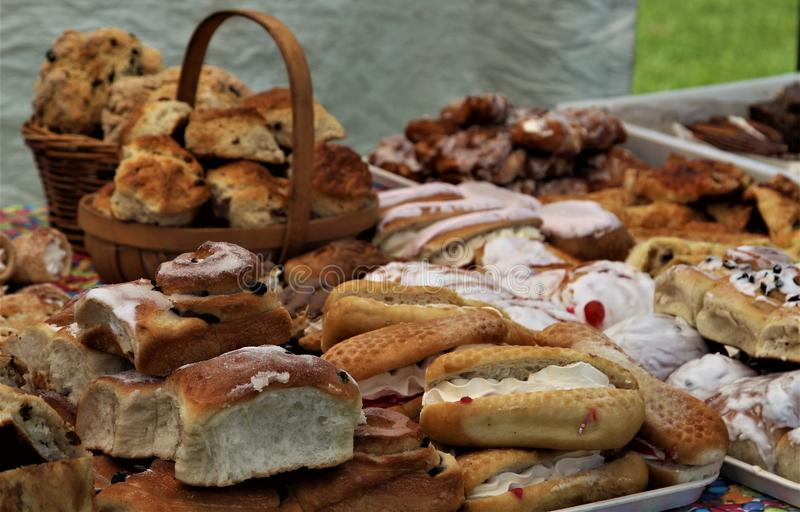 Food, Baked Goods, Bakery, Finger Food stock photography