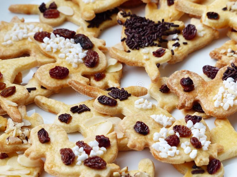 Food, Bredele, Baked Goods, Snack royalty free stock photos