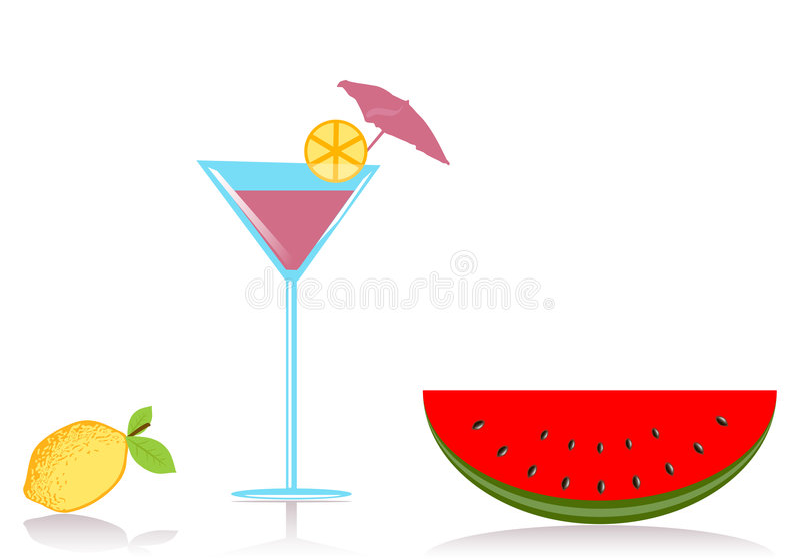 Food clip-art stock image